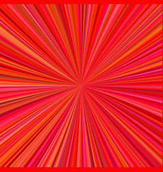 Abstract radial stripes background - ray burst vector