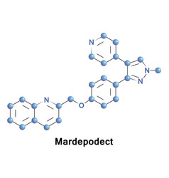 Mardepodect treatment for schizophrenia vector