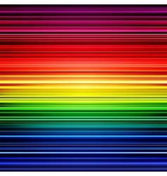 Abstract rainbow stripes colorful background vector image vector image