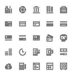 Finance icons 10 vector