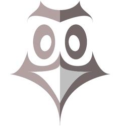 Wicked owl vector