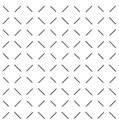 Black dash white background vector