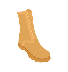 mens shoe in cartoon style vector image vector image