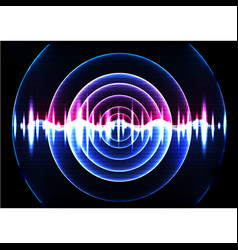 Technological abstract signal pulse search vector