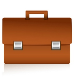 office bag vector image vector image