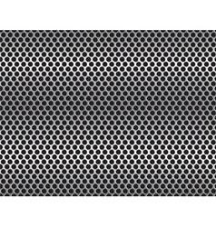 speaker grill vector image