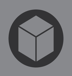 Box icon symbol vector