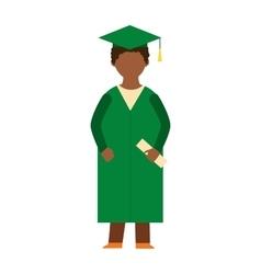 Graduation education people successful vector