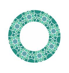 Halal islamic template symbol east ornament for vector