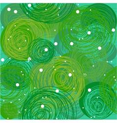 Swirls background vector