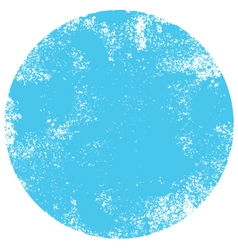 textured blue dot vector image