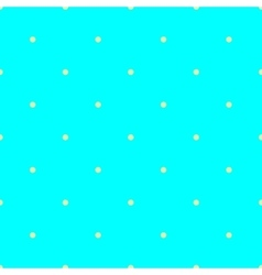Polka dot geometric seamless pattern 4508 vector image