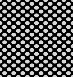 white dots vector image vector image