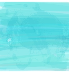 Blue watercolor imitation background vector