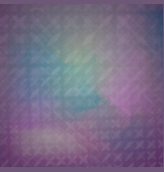 abstract background of perforated metal sheet vector image
