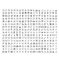 Set 320 Icon vector image