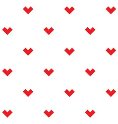 Romance seamless pattern with stylized vector