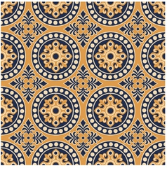 seamless chinese traditional pattern vector image vector image