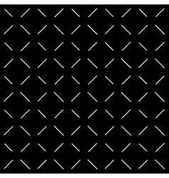 White dash black background vector