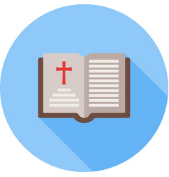 Holy book chapter vector