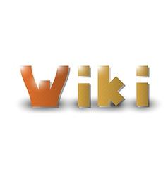 wiki word vector image