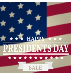 Presidents day sale presidents day presidents day vector