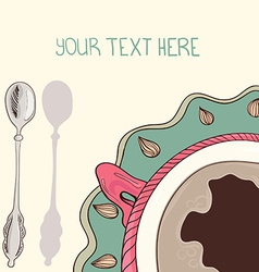 Breakfastt12 vector image
