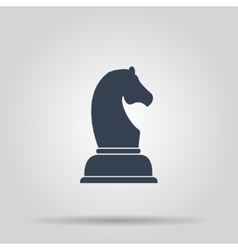 Chess Icon concept for design vector image vector image