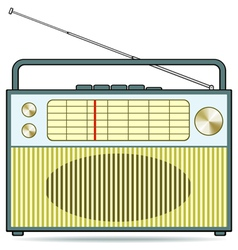 Radio receiver vector