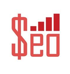 seo money vector image vector image