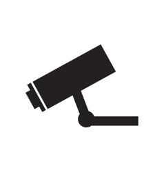 Camera surveillance security vigilance pictogram vector