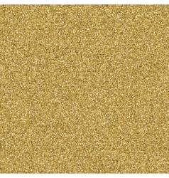 Golden glitter texture background EPS 10 vector image vector image