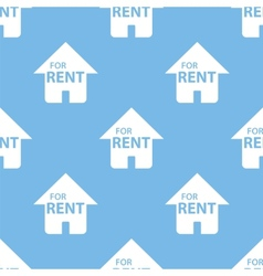 For rent seamless pattern vector