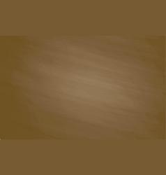 brown chalk board for design vector image