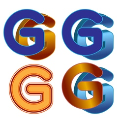 Several g vector