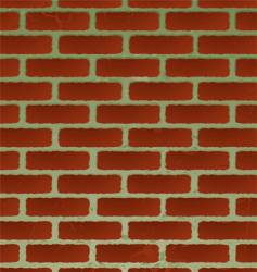 brickwall vector image vector image