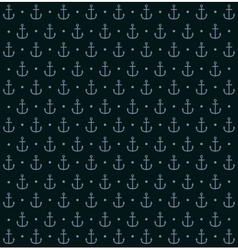 anchor background Sea lifestyle design vector image