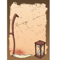 death tools vector image vector image