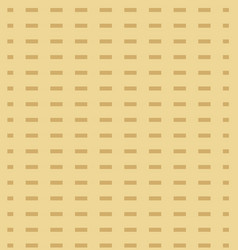 Passover seamless pattern with matzah pesach vector