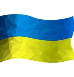 flag UA vector image