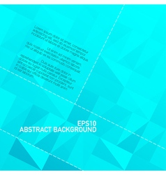 Fluorescent patch surface abstract background with vector