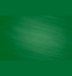 green chalk board for design vector image