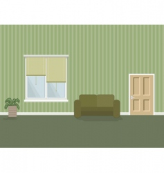 room interior vector image