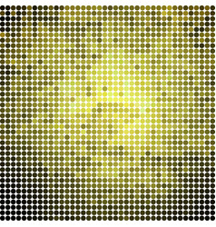 Abstract colored round dots background vector