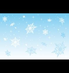 snow vector image