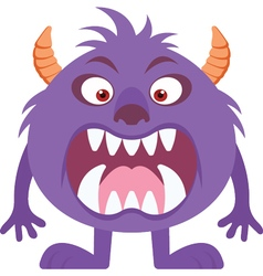 Monster icon vector
