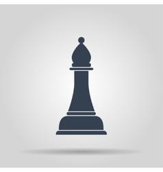 Chess icon concept for design vector