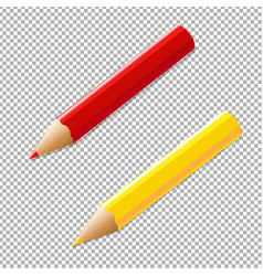 Two pensils vector