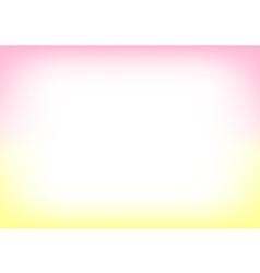 Yellow pink copyspace background vector