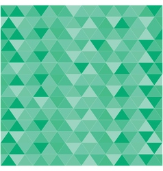 Aqua geometrical-triangle background vector